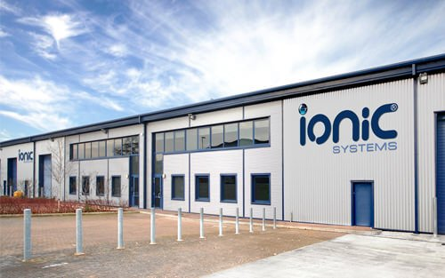Ionic Systems Building