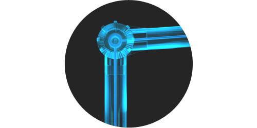 Vertigo Water-fed Pole