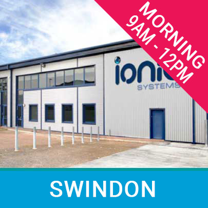 Ionic Systems will be at Swindon