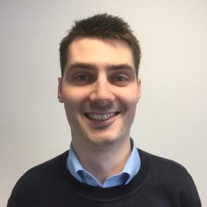 Damian Whittaker Office Manager