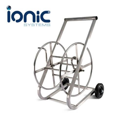 Ionic hose reel