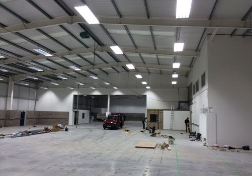 Ionic Systems move to new premises