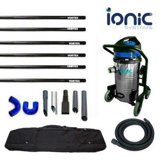 Vortex gutter vacuum kit - premium range