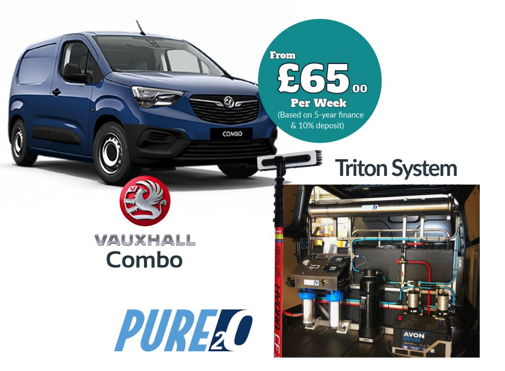 Vauxhall Combo and Triton system finance package