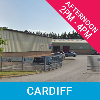 Ionic Systems will be at Cardiff