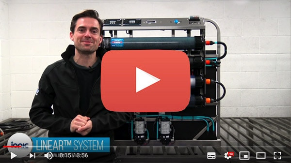 Video post about the Linear system