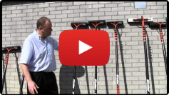 Video post about the waterfed pole products