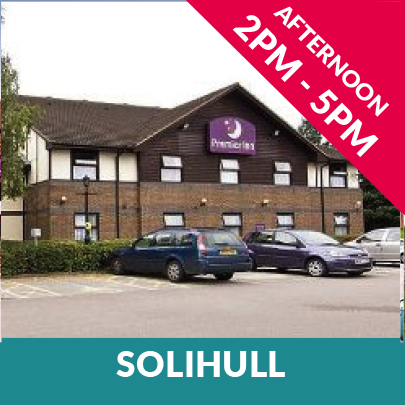 Ionic Systems will be at Solihull