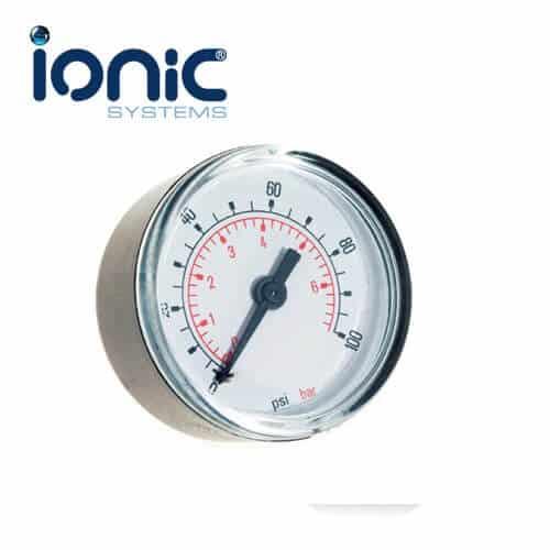 Pressure gauge (100PSI)
