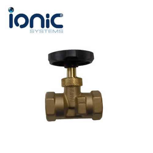 RO flow valve