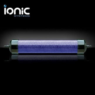 30-inch linear blue colour change DI filter