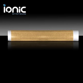 Ionic water softening filter cartridge