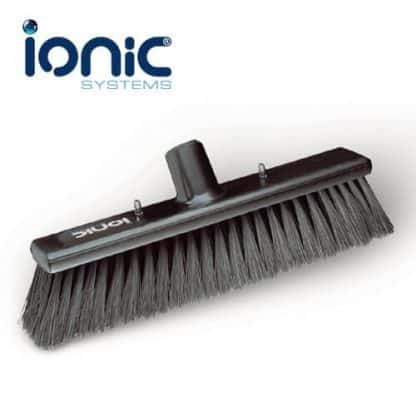 Ionic double-trim residential brush