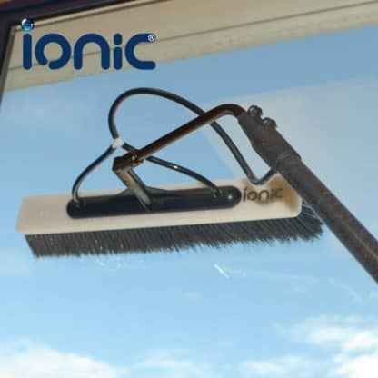 Ionic Systems waterfed pole
