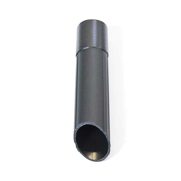 Gutter vacuum small end tool