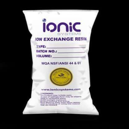 Ionic Resin