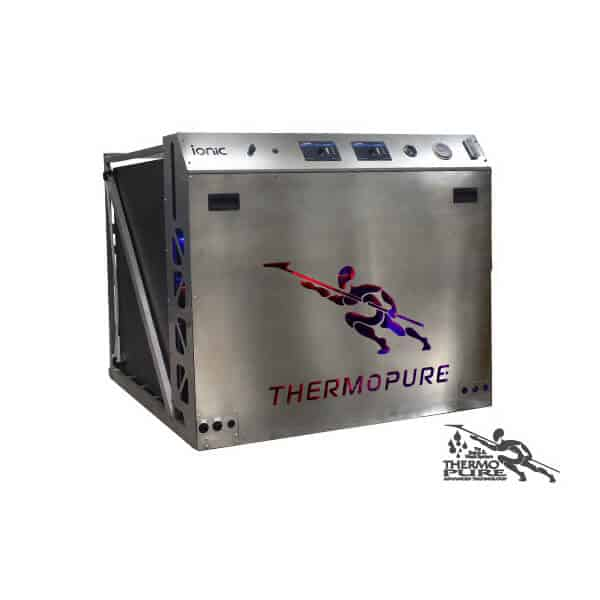 Thermopure vehicle mounted system