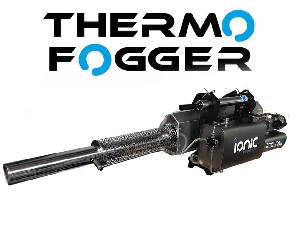 ionic systems thermo fogger